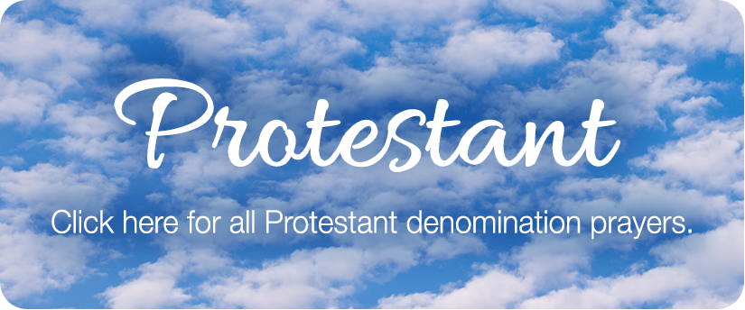 Protestant prayers